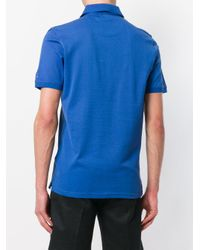 Peuterey - Blue Klassisches Poloshirt for Men - Lyst