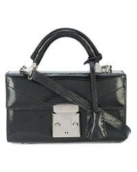 Stalvey - Black Mini Crossbody Bag - Lyst