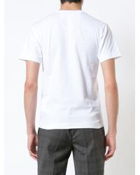 Play Comme des Garçons | Black Heart Print T-shirt for Men | Lyst