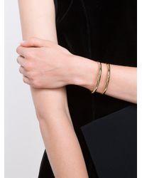 Eddie Borgo | Metallic Cuff Bracelet | Lyst