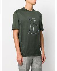 Lanvin - Green L T-shirt for Men - Lyst