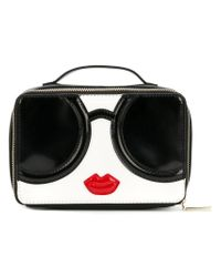 Alice + Olivia - Black Ally Stace Face Cosmetic Case - Lyst
