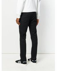 DIESEL - Black Slim Fit Jeans for Men - Lyst