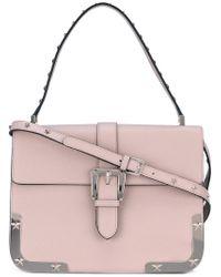 RED Valentino - Pink Star Detail Shoulder Bag - Lyst
