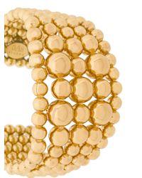 Gas Bijoux - Metallic Multiperla Cuff - Lyst