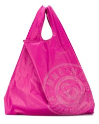 MM6 by Maison Martin Margiela - Pink Slouchy Tote Bag - Lyst
