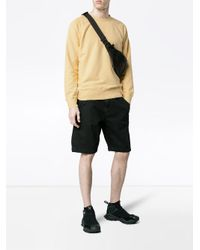 Our Legacy - Yellow Crewneck Sweatshirt for Men - Lyst