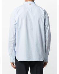 Visvim - Blue Classic Shirt for Men - Lyst