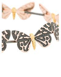 Astley Clarke | Metallic Tiger Moth Choker | Lyst
