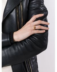 Wouters & Hendrix - Metallic 'in Mood For Love' Ring - Lyst