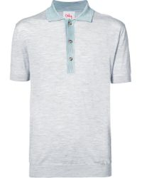 Orley - Gray Classic Polo Shirt for Men - Lyst