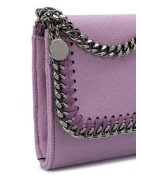 Stella McCartney - Purple Falabella Shoulder Bag - Lyst