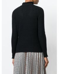 Marc Jacobs - Black Forever Stitch Sweater - Lyst