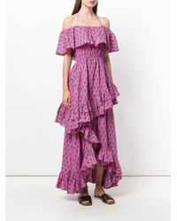 Rhode Resort Purple Salma Dress