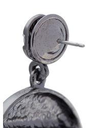 Camila Klein - Metallic Tassel Earrings - Lyst