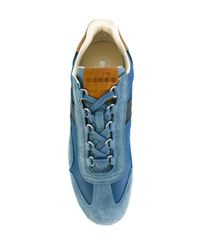 Diadora - Blue Equipe S. Sw Sneakers for Men - Lyst