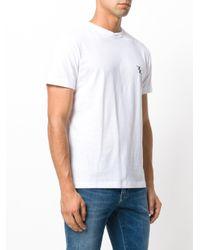 Billionaire - White Crewneck T-shirt for Men - Lyst