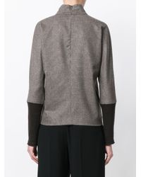 Stephan Schneider - Brown Arms Top - Lyst