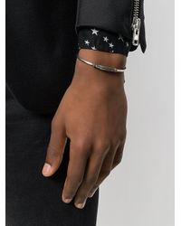 Saint Laurent - Metallic Marrakech Berber Bracelet - Lyst