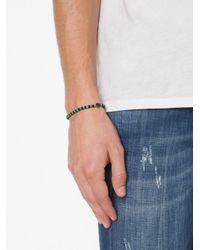 Luis Morais - Green Mini Lady Bug Beaded Bracelet - Lyst