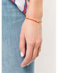 Luis Morais - Multicolor Small Mini Flower Cord Bracelet - Lyst