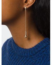Pamela Love - Metallic Sol Earrings - Lyst