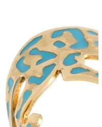 Marc Alary - Yellow Panther Ring - Lyst