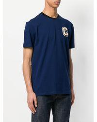 Calvin Klein Jeans - Blue Loose Fit T-shirt for Men - Lyst