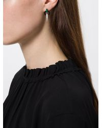 V Jewellery - Metallic Mathilde Earrings - Lyst