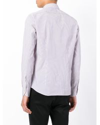 Xacus Multicolor Geometric Print Shirt for men