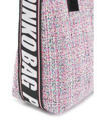 Pinko - Multicolor Aguglia Tote Bag - Lyst