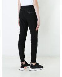 The Upside - Black Drawstring Track Pants - Lyst