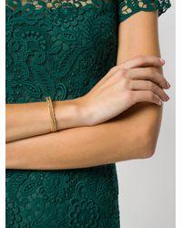 Aurelie Bidermann - Metallic Vintage Lace Bracelet - Lyst