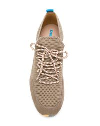 DIESEL - Brown S-kby Sneakers for Men - Lyst