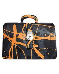 Burberry - Black Dk88 Splash Doctor's Bag - Lyst