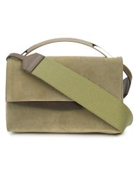 Eddie Borgo - Green Boyd Cross-body Bag - Lyst