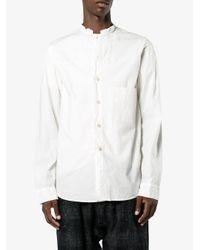 By Walid - White Tarek Cotton Shirt for Men - Lyst