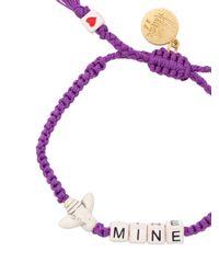 Venessa Arizaga - Red 'bee Mine' Bracelet - Lyst