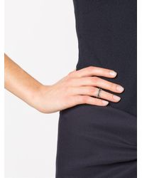 Loree Rodkin - Metallic Diamond Crown Mid Finger Ring - Lyst