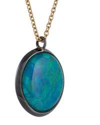 Astley Clarke - Metallic Uranus Pendant Necklace - Lyst