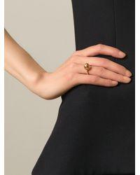 Lara Bohinc   Metallic 'planetaria' Ring   Lyst