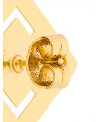Paula Mendoza - Metallic Esperara Earrings - Lyst