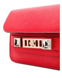 Proenza Schouler - Red Ps11 Classic Shoulder Bag - Lyst