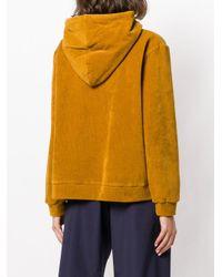 Roseanna - Multicolor Textured Hoodie - Lyst