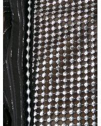 Dodo Bar Or - Black High Neck Midi Dress - Lyst