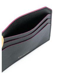 Roksanda - Black Geometric Detail Card Holder - Lyst