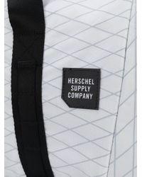 Herschel Supply Co. - White George Holdall - Lyst