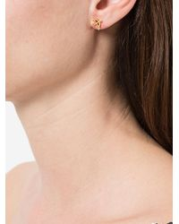 Astley Clarke - Metallic 'mini Bow And Arrow Biography' Stud Earrings - Lyst