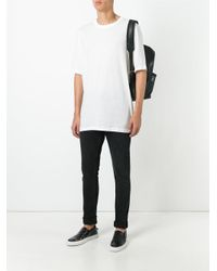 Faith Connexion   White Oversized T-shirt for Men   Lyst
