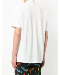 Hysteric Glamour - White Short-sleeve Polo Top for Men - Lyst